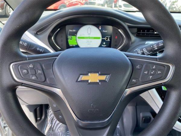 2017 Chevrolet Bolt 1G1FW6S04H4171047