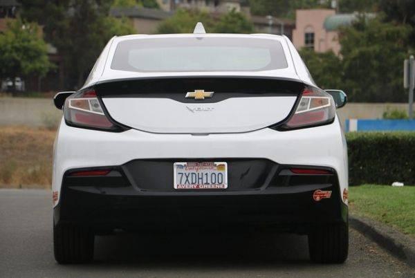 2017 Chevrolet VOLT 1G1RC6S54HU179604