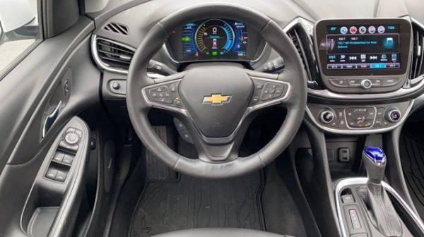 2017 Chevrolet VOLT 1G1RD6S54HU210766