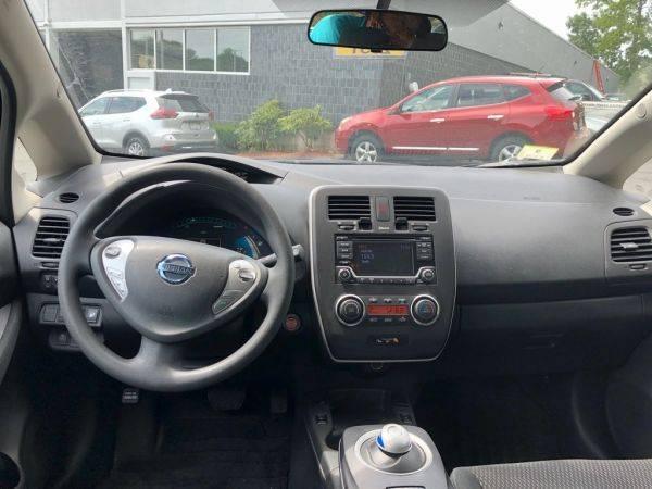 2017 Nissan LEAF 1N4BZ0CP9HC301700