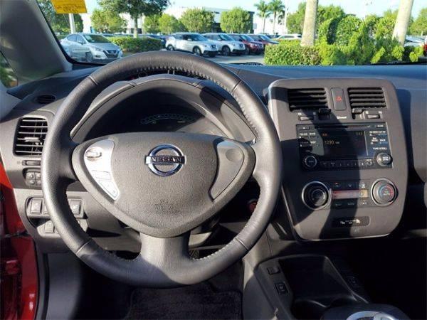 2014 Nissan LEAF 1N4AZ0CPXEC340660