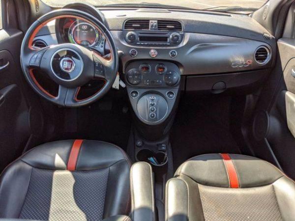 2015 Fiat 500e 3C3CFFGEXFT527480