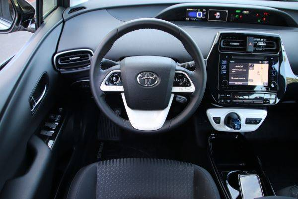 2019 Toyota Prius Prime JTDKARFP8K3114134