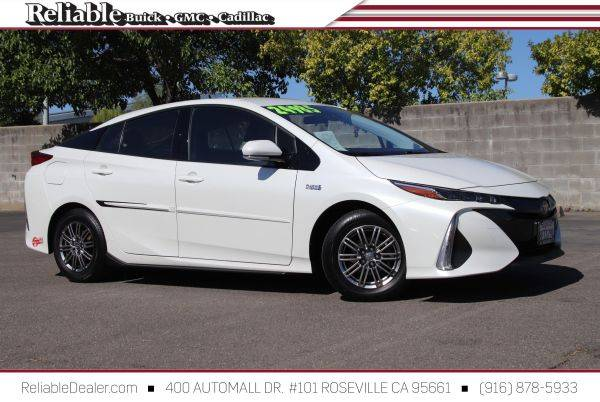 2017 Toyota Prius Prime JTDKARFP0H3054309