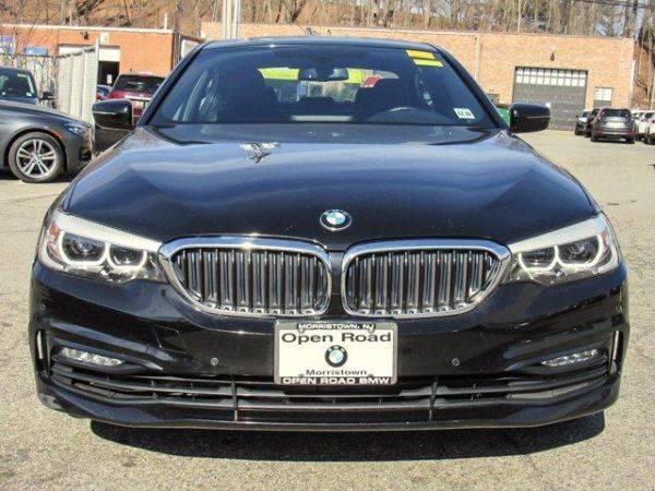 2018 BMW 5 Series WBAJB1C58JG624226