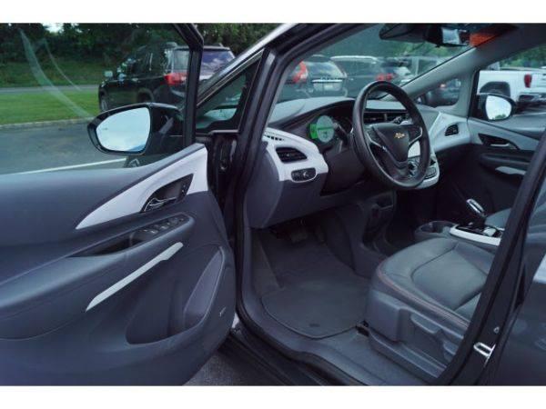 2017 Chevrolet Bolt 1G1FX6S02H4160836