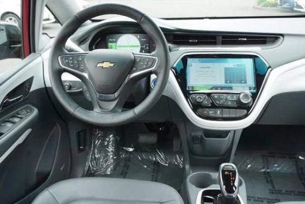 2017 Chevrolet Bolt 1G1FX6S08H4147797