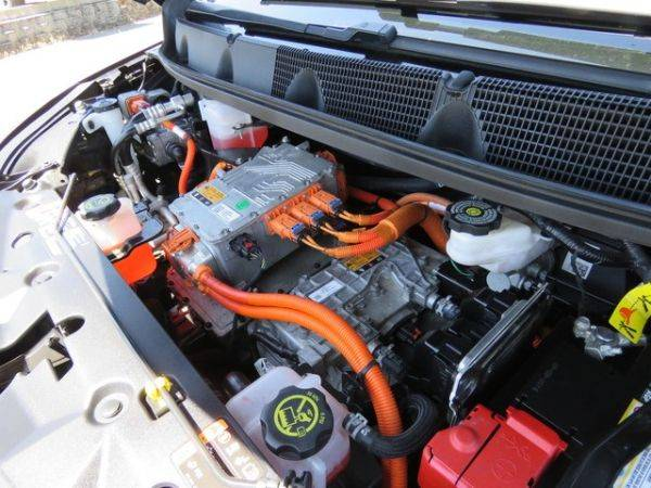 2017 Chevrolet Bolt 1G1FX6S09H4156461