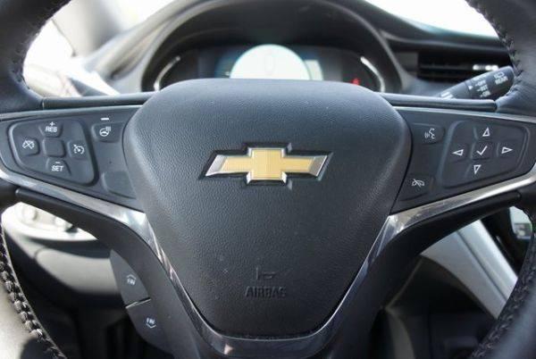 2017 Chevrolet Bolt 1G1FW6S04H4140526