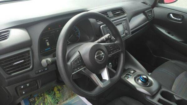 2018 Nissan LEAF 1N4AZ1CP0JC303925