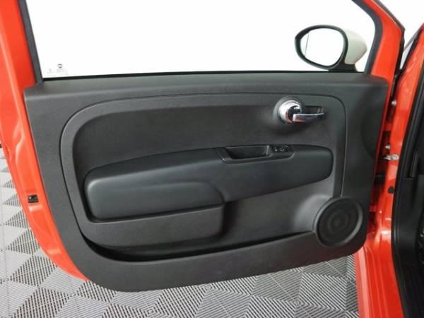 2015 Fiat 500e 3C3CFFGE1FT549836