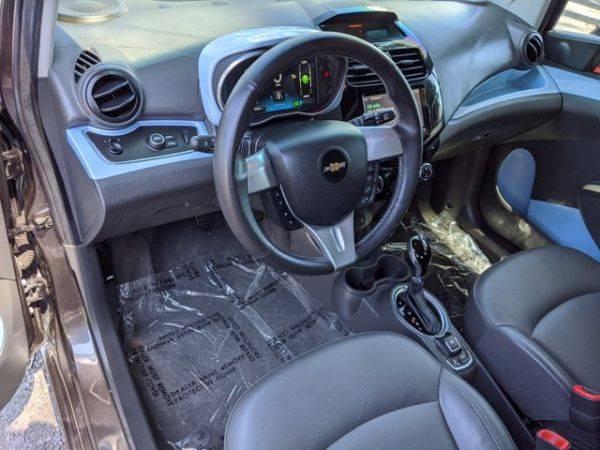 2014 Chevrolet Spark KL8CL6S05EC516373