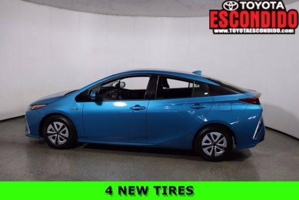 2018 Toyota Prius Prime JTDKARFP0J3084982