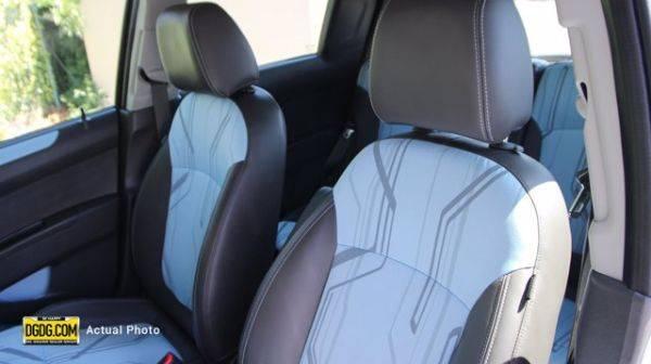 2016 Chevrolet Spark KL8CK6S02GC650005