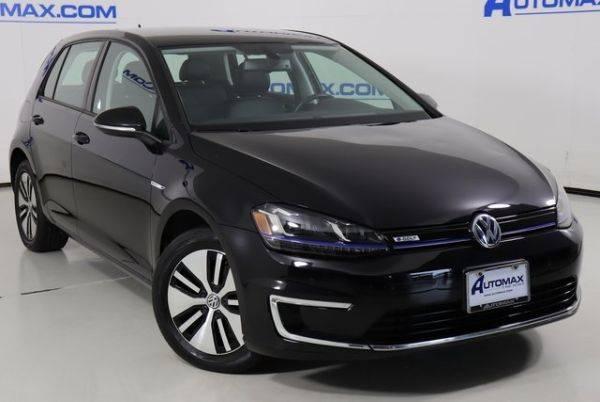 2016 Volkswagen e-Golf WVWPP7AU5GW912599