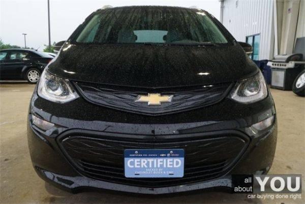 2020 Chevrolet Bolt 1G1FX6S09L4117717