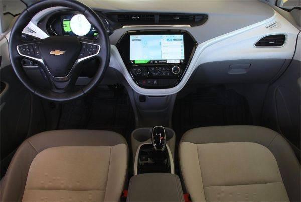 2017 Chevrolet Bolt 1G1FX6S07H4159505