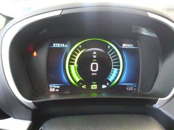 2017 Chevrolet VOLT 1G1RC6S57HU163932