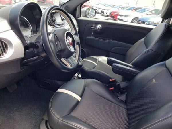 2017 Fiat 500e 3C3CFFGE2HT625289