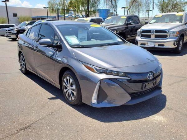 2020 Toyota Prius Prime JTDKARFPXL3145998