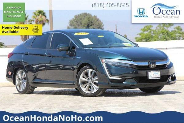 2018 Honda Clarity JHMZC5F18JC018496