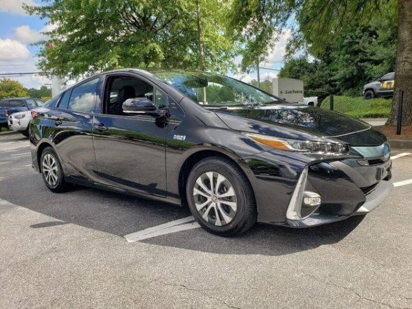 2020 Toyota Prius Prime JTDKARFP9L3145085