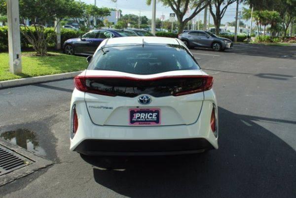 2019 Toyota Prius Prime JTDKARFP9K3108004