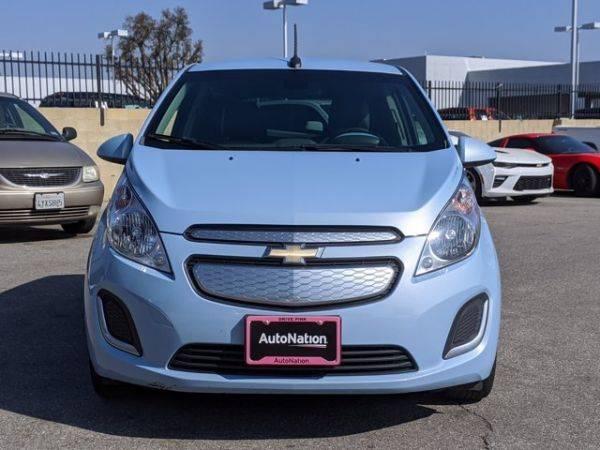 2015 Chevrolet Spark KL8CK6S01FC706854