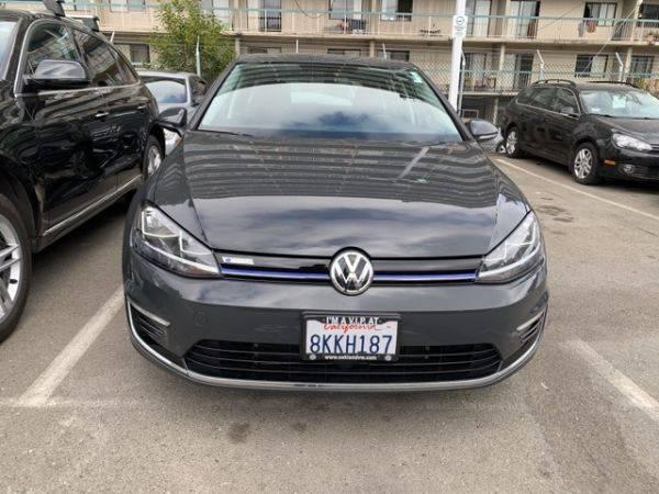 2019 Volkswagen e-Golf WVWKR7AU3KW909729
