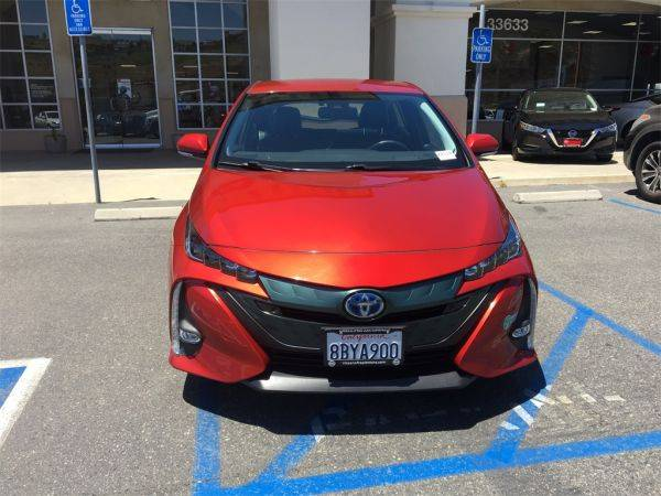 2017 Toyota Prius Prime JTDKARFP1H3041634