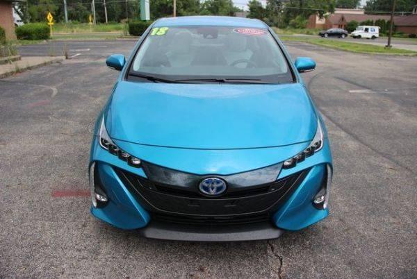2018 Toyota Prius Prime JTDKARFP6J3091550