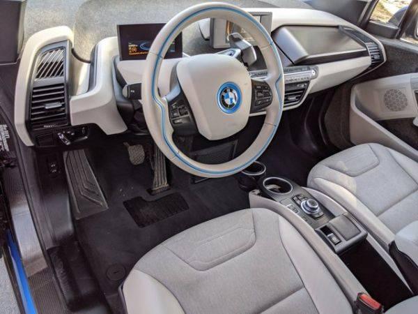 2014 BMW i3 WBY1Z2C50EV284980