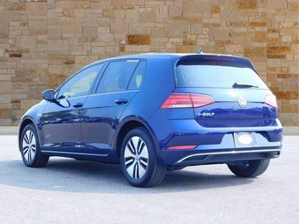 2019 Volkswagen e-Golf WVWKR7AU7KW902802