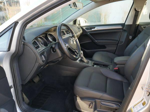 2015 Volkswagen e-Golf WVWPP7AU8FW902048