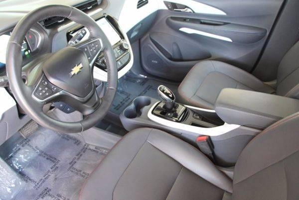 2017 Chevrolet Bolt 1G1FX6S06H4140296