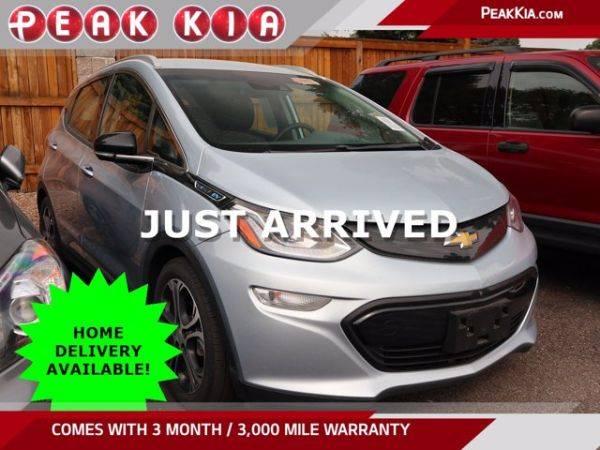2017 Chevrolet Bolt 1G1FX6S03H4155015