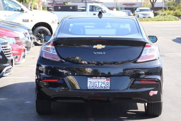 2017 Chevrolet VOLT 1G1RC6S5XHU119911