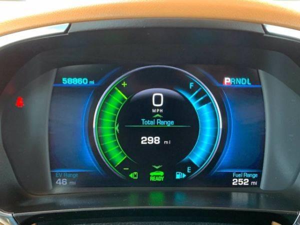 2017 Chevrolet VOLT 1G1RD6S59HU161662