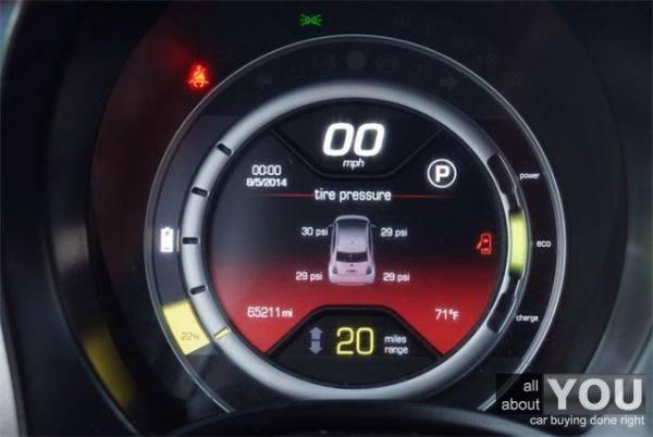 2015 Fiat 500e 3C3CFFGEXFT549740