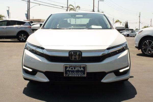 2018 Honda Clarity JHMZC5F38JC007743
