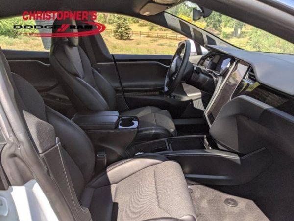 2018 Tesla Model S 5YJSA1E25JF281253