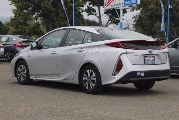 2017 Toyota Prius Prime JTDKARFP6H3051429