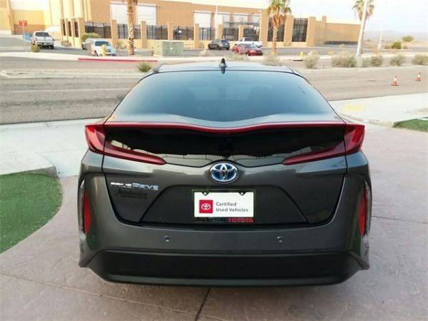 2018 Toyota Prius Prime JTDKARFP4J3074438