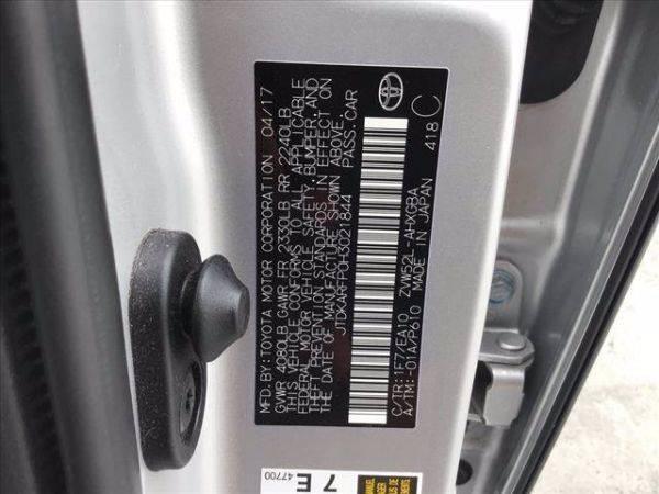 2017 Toyota Prius Prime JTDKARFP0H3021844