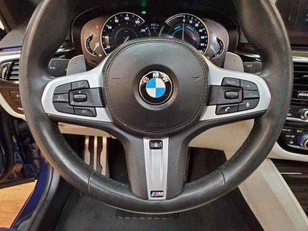 2018 BMW 5 Series WBAJB1C58JB374564