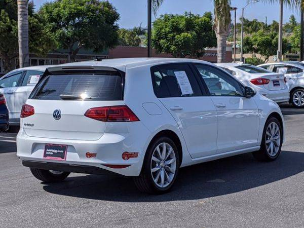 2016 Volkswagen e-Golf WVWKP7AU9GW913023