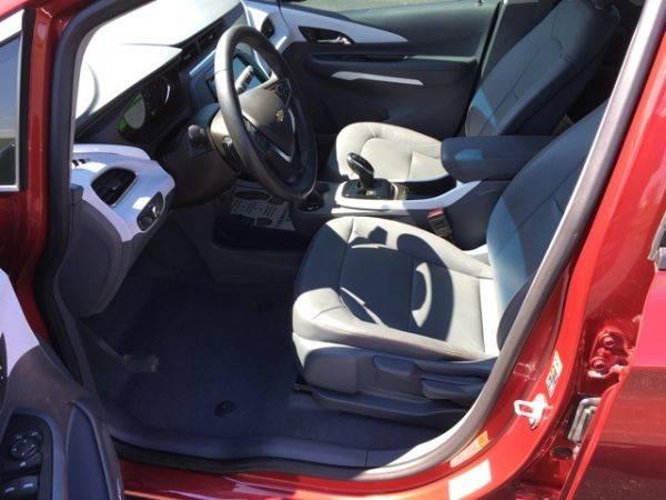 2017 Chevrolet Bolt 1G1FX6S02H4152199