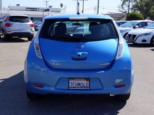 2014 Nissan LEAF 1N4AZ0CP5EC333342