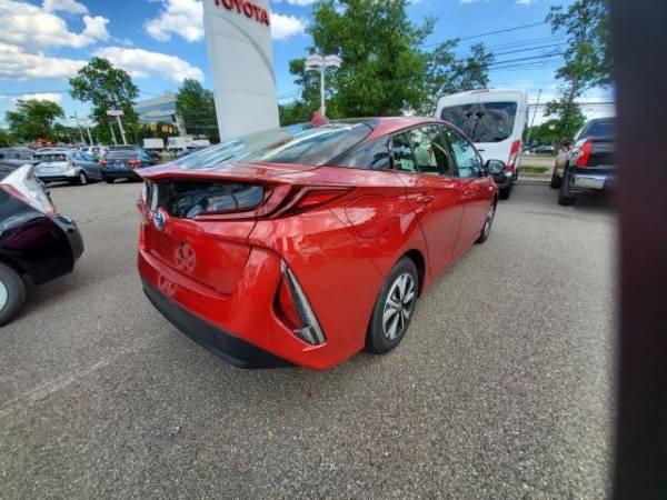 2018 Toyota Prius Prime JTDKARFP4J3080580