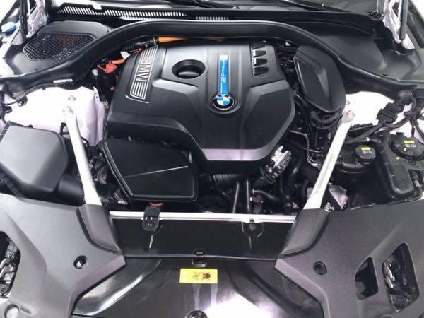 2020 BMW 5 Series WBAJB1C07LCD55430